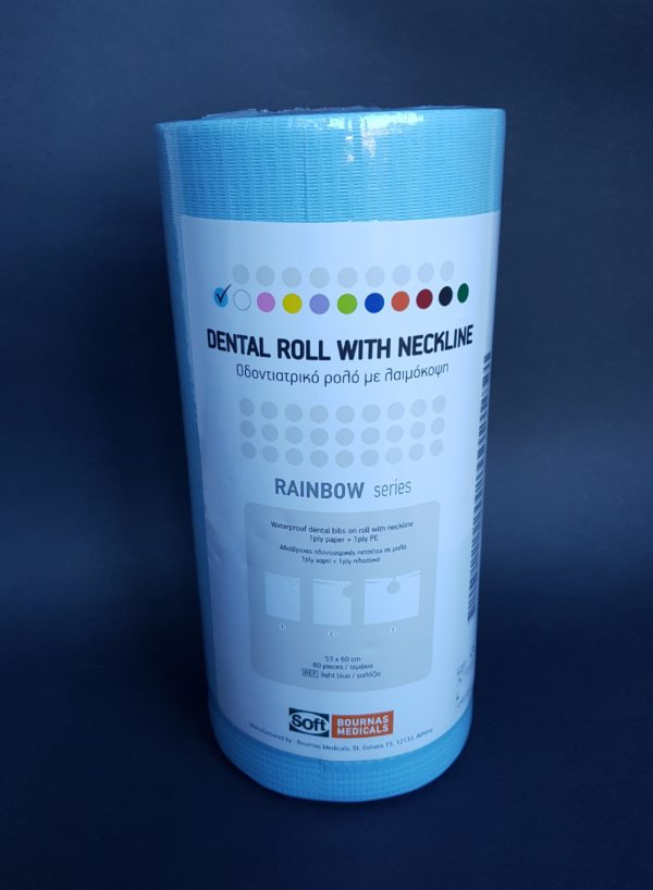 dental roll neckline