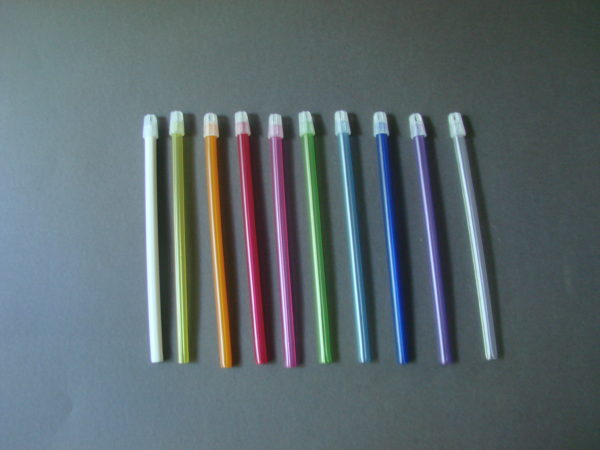 saliva pump colors
